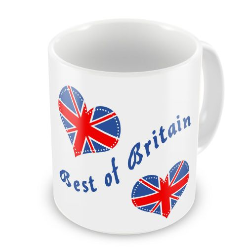 Best Of Britain Novelty Gift Mug